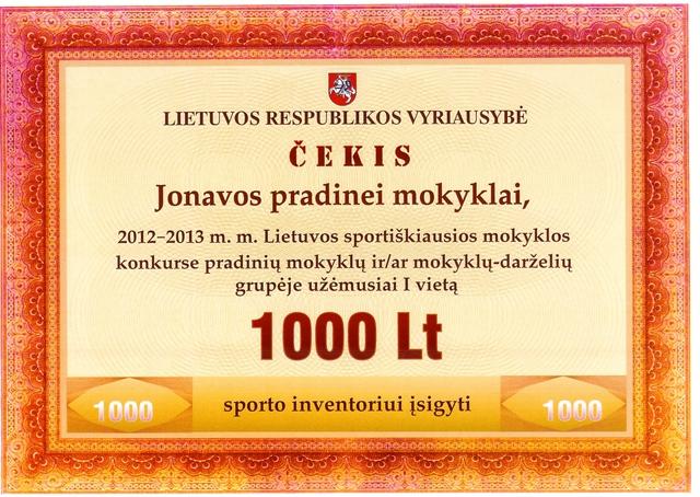 sportiskiausia cekis 2013